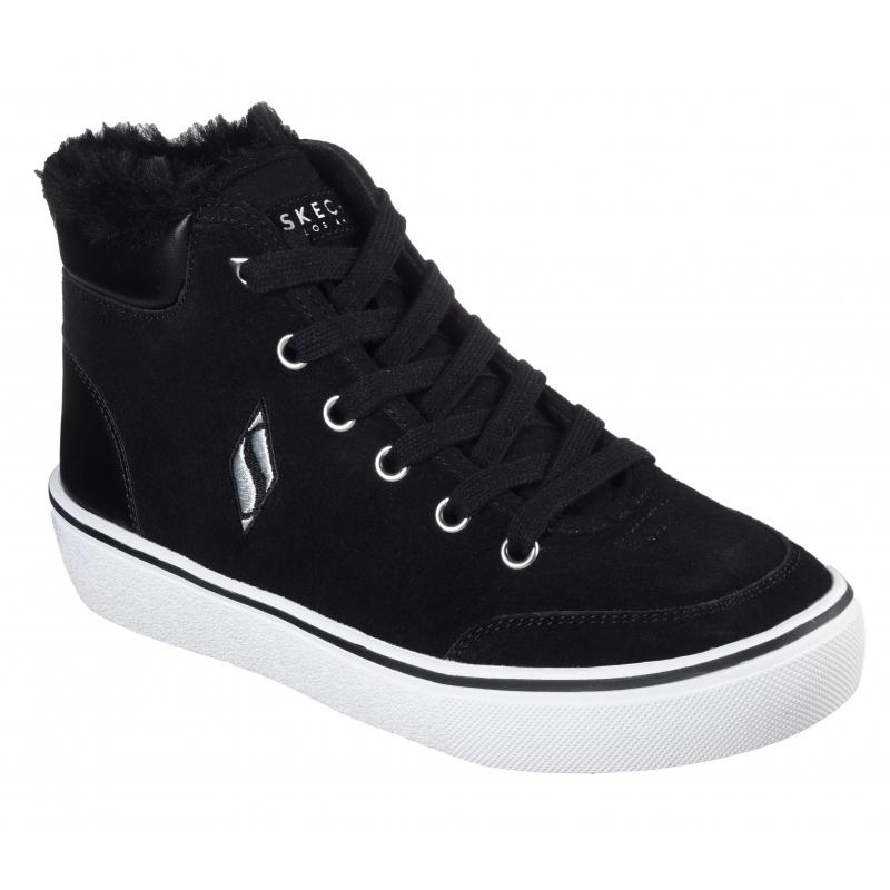 Dámska vychádzková obuv SKECHERS-Goldie 2.0 - Warm Embrace black -