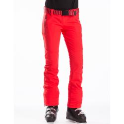 Dámské lyžařské softshellové kalhoty FUNDANGO-GALENA-352-coral