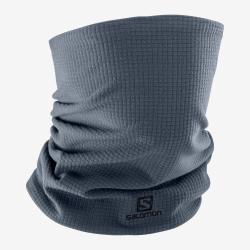 Multifunkčná šatka SALOMON-RS WARM TUBE Ebony/Black