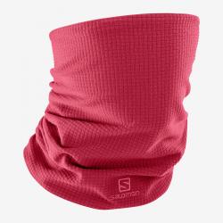 Multifunkční šátek Salomon-RS WARM TUBE Rio Red / Rhubarb