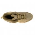 Pánska turistická obuv vysoká VEMONT-Warner beige -
