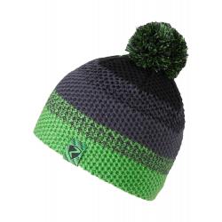 Dětská zimní čepice ZIENER-Ishii JUNIOR hat-802166-408-Green