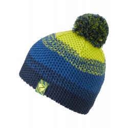 Dětská zimní čepice ZIENER-Ishii JUNIOR hat-802166-126-Blue dark