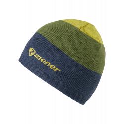 Dětská zimní čepice ZIENER-Irun junior hat-192166-108-Blue dark