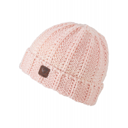 Detská zimná čiapka ZIENER-INDRO junior hat-192163-24-Pink light