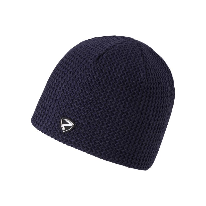 Zimná čiapka ZIENER-IBLIME hat-802135-52-Blue dark -