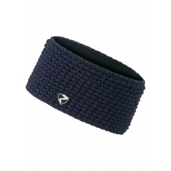 Bežecká čelenka ZIENER-IHAB band-802101-52-Blue dark
