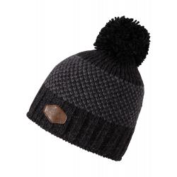 Zimná čiapka ZIENER-INGRUN hat-192143-12-Black