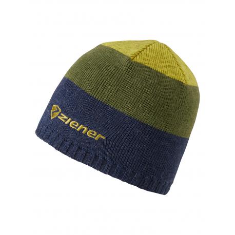 Zimná čiapka ZIENER-IRUNO hat-192142-108-Blue dark