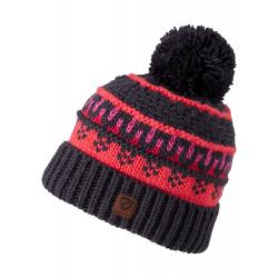 Zimná čiapka ZIENER-IRISSA hat-192141-303-Red dark