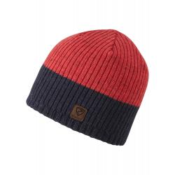 Zimná čiapka ZIENER-INDETE hat-192139-303-Red dark