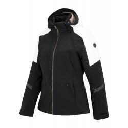 Dámska lyžiarska bunda ZIENER-TRINE lady (jacket ski)-194101-12-Black