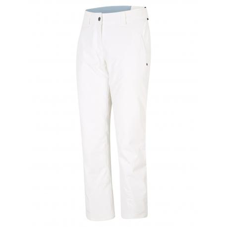 Dámske lyžiarske nohavice ZIENER-TAIPO lady (pant ski)-194107-01-White