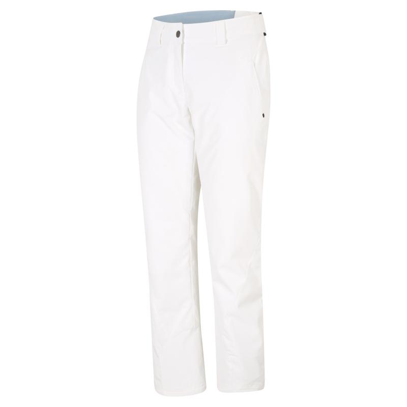 Dámske lyžiarske nohavice ZIENER-TAIPO lady (pant ski)-194107-01-White -