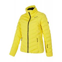 Dámska lyžiarska bunda ZIENER-TALMA lady (jacket ski)-194100-884-Yellow