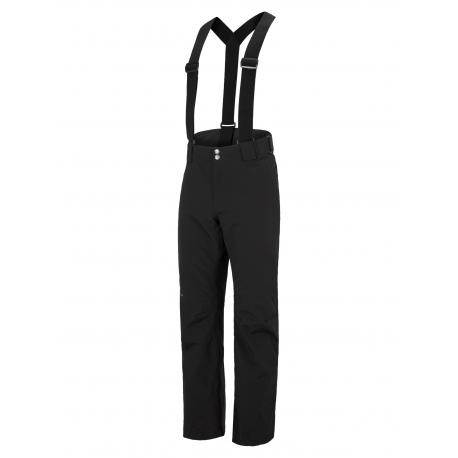 Pánske lyžiarske nohavice ZIENER-TELMO man (pant ski)-194206-12-Black