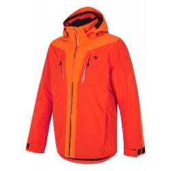 Pánska lyžiarska bunda ZIENER-TWOMILE man (jacket ski)-194202-421187-Orange