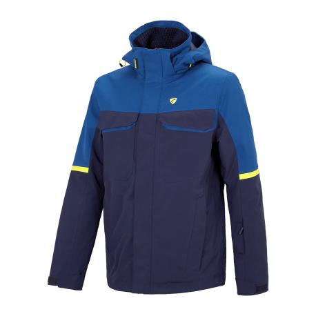 Pánska lyžiarska bunda ZIENER-TOGIAK man (ski jacket)-194201-52-Blue dark