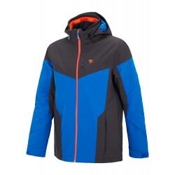 Pánska lyžiarska bunda ZIENER-TOCCOA man (jacket ski)-194200-126277-Blue