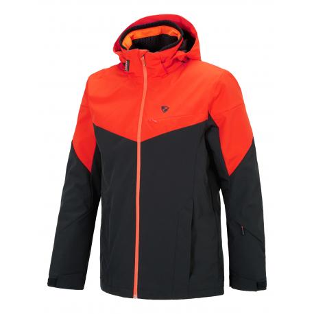 Pánska lyžiarska bunda ZIENER-TOCCOA man (jacket ski)-194200-12421-Black