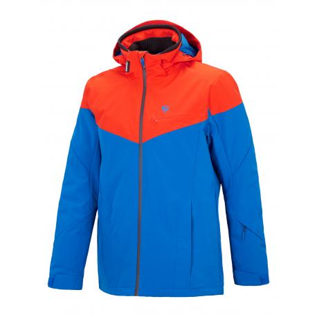 Pánska lyžiarska bunda ZIENER-TOCCOA man (jacket ski)-194200-126421-Blue