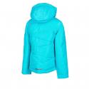 Dievčenská lyžiarska bunda 4F-GIRLS-SKI JACKETS-HJZ19-JKUDN003-47S-MINT -