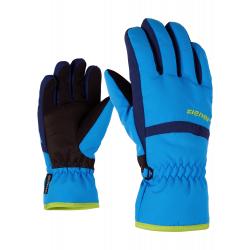 Detské lyžiarske rukavice ZIENER-LEJANO AS(R) glove junior-801946-798-Blue