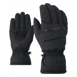 Pánske lyžiarske rukavice ZIENER-GRAMUS glove ski alpine-801050-12-Black