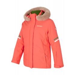 Dětská lyžařská bunda ZIENER-ATHILDA jun (jacket ski) -197923-321-Orange