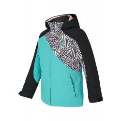 Dětská lyžařská bunda ZIENER-ABELLA jun (jacket ski) -197920-765-Blue light