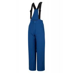 Dětské lyžařské kalhoty ZIENER-ALENKO jun (pant ski) -197911-204-Blue dark