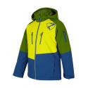 Detská lyžiarska bunda ZIENER-ANOAH jun (jacket ski)-197905-111-Mix -