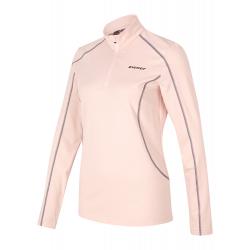 Dámske tričko s dlhým rukávom ZIENER-JEMILKI lady (underlayer)-197151-801-Pink light