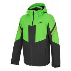 Pánska lyžiarska bunda ZIENER-POMOKA man (jacket ski)-196209-12-Black