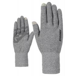 Športové rukavice ZIENER-IBICO TOUCH glove multisport-802043-752-Grey light