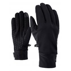 Lyžiarske rukavice ZIENER-IVIDURO TOUCH glove multisport-802037-12-Black