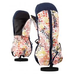 Dětské lyžařské rukavice ZIENER-Langella AS (R) MINIS glove-801954-999-Mix