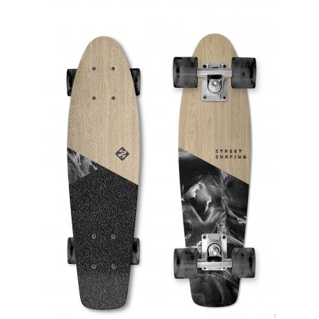 Skateboard STREET SURFING-BEACH BOARD WOOD Dimension