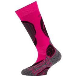 Dětské lyžařské podkolenky (ponožky) LASTING-SJB 409
