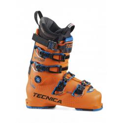 Lyžiarky na zjazdovku - on piste TECNICA-Mach1 130 MV, bright orange/black