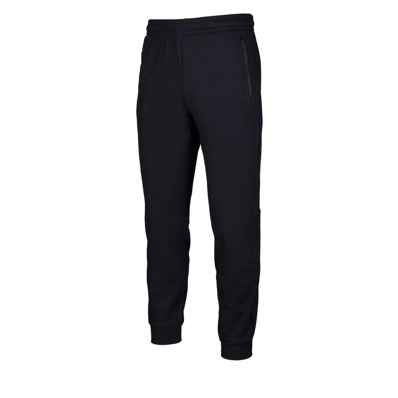Pánske teplákové nohavice ANTA-Knit Track Pants-85941760-2-Basic Black -