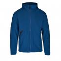 Pánska tréningová mikina so zipsom ANTA-Woven Track Top-85947612-4-Coronet Blue -