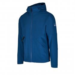 Pánská tréninková mikina se zipem ANTA-Woven Track Top-85947612-4-Coronet Blue