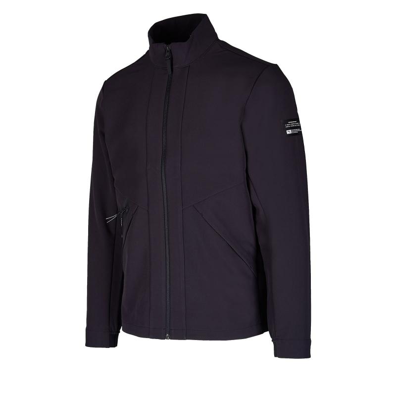 Pánska bunda ANTA-Single Jacket-85947646-2-Basic Black -