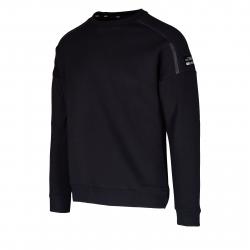 Pánská tréninková mikina ANTA-Sweat Shirt-85947713-3-Basic Black