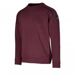 Pánská tréninková mikina ANTA-Sweat Shirt-85947713-4-Highland Brown