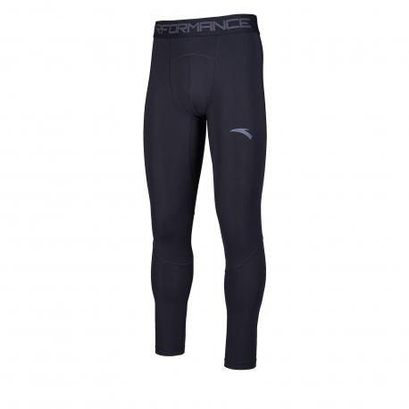 Pánske funkčné legíny ANTA-Tight Pants-85947741-2-Basic Black