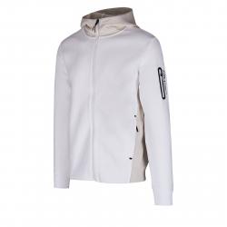 Pánska tréningová mikina so zipsom ANTA-Knit Track Top-85947774-1-Pure White