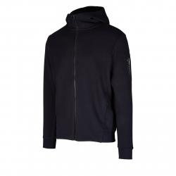 Pánská tréninková mikina se zipem ANTA-Knit Track Top-85947774-3-Basic Black