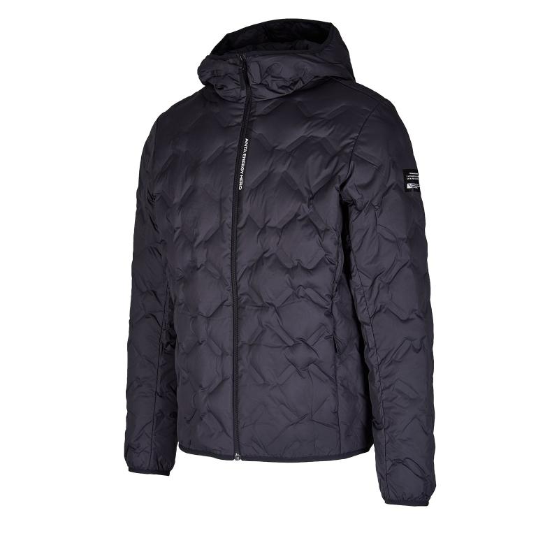 ANTA-Down Jacket-85947948-3-Basic Black XXL Čierna